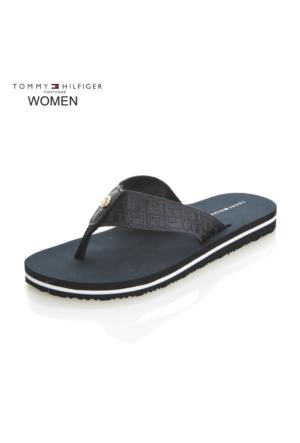 Tommy Hilfiger Kadın Terlik Fw0Fw00459 403 M1285Ellie 4D