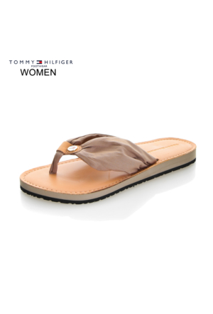 Tommy Hilfiger Kadın Terlik Fw0Fw00475 068 Exclusive M1285Onica 14D3