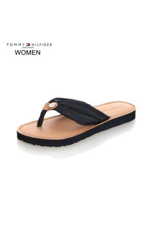 Tommy Hilfiger Kadın Terlik Fw0Fw00475 403 Exclusive M1285Onica 14D3