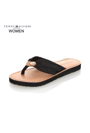 Tommy Hilfiger Kadın Terlik Fw0Fw00475 990 Exclusive M1285Onica 14D3