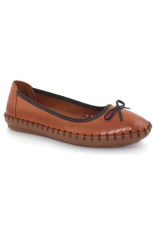 Darkwood 63924 Taba Kadın Ayakkabı
