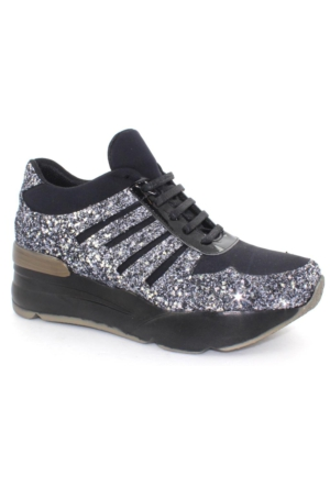 Shoe&Me 16321 Siyah Kadın Bot