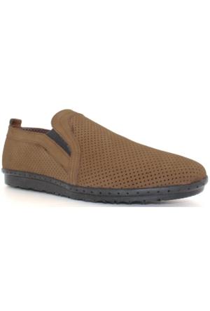 Yakut Cho West 3071 Kum Deri Günlük Erkek Ayakkabı