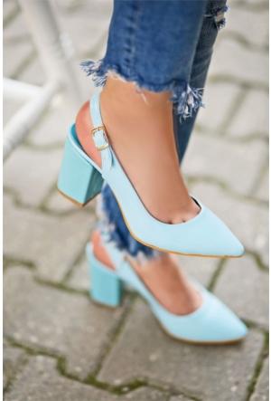 İnce Topuk Topuklu ayakkabı 7YAZA0296903