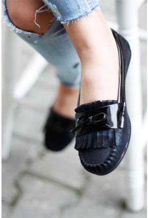 İnce Topuk Loafer Ayakkabı 7YAZA0315004