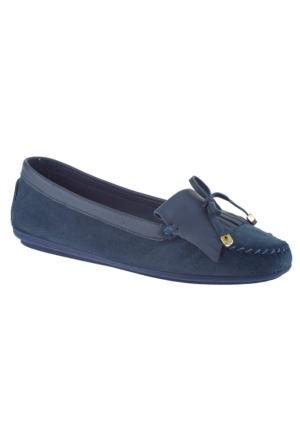 Greyder 58028 ZN Casual Mavi Bayan Ayakkabı