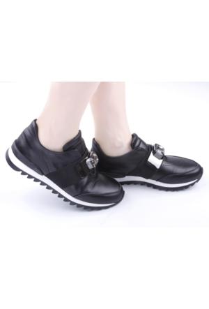 Veyis Usta Üstü Taşlı Bayan Spor Ayakkabısı 267