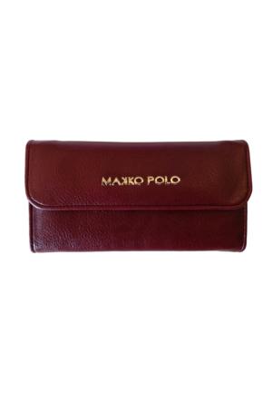 Makko Polo Kosta Deri Cüzdan
