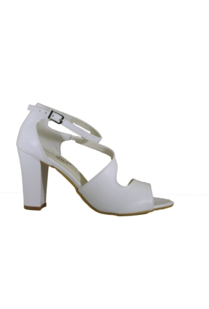 Despina Vandi Tnc 341-1 Kadın Topuklu Sandalet