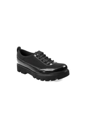 Ziya Kadın Ayakkabı 6376 4091 Siyah