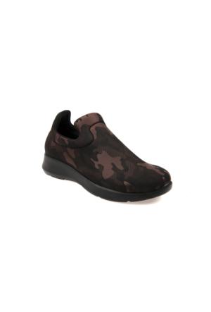 Ziya Kadın Ayakkabı 6376 4195 Bordo