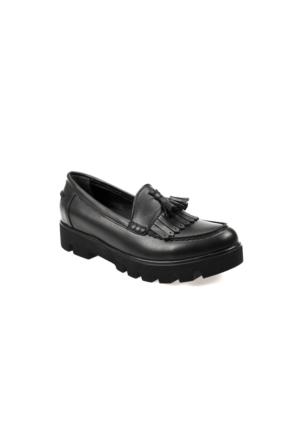 Ziya Kadın Ayakkabı 6376 4081 Siyah