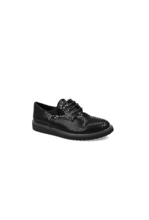 Uniquer Kadın Ayakkabı 6358U 2064 Siyah