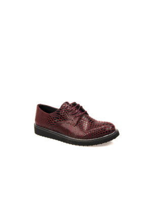 Uniquer Kadın Ayakkabı 6358U 2064 Bordo