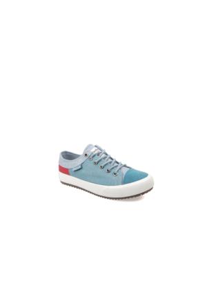 Dockers 218656 Sneaker Keten Mavi Erkek Ayakkabı