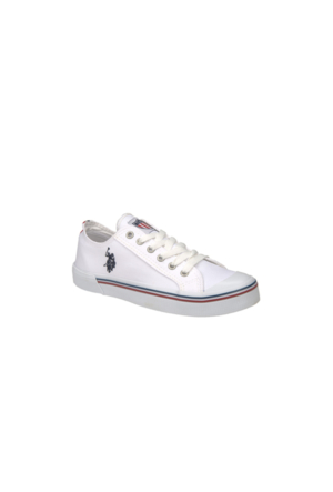 U.S. Polo Assn. Penelope Beyaz Kadın Sneaker