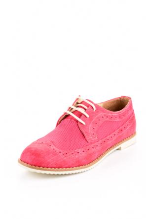 Edways Pembe Bayan Ayakkabı