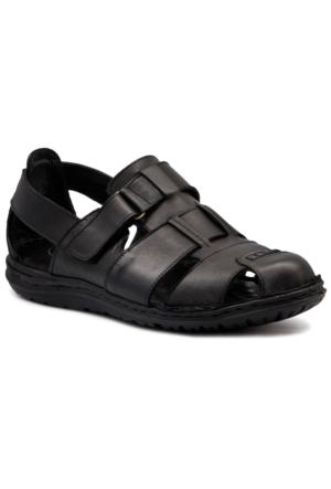Gedikpaşalı 621111 Siyah Erkek Terlik-Sandalet
