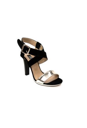Ziya Kadın Sandalet 71128 2009 Siyah