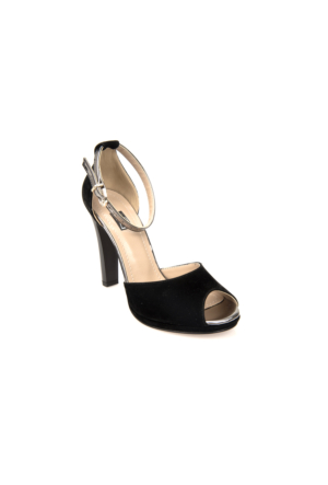 Ziya Kadın Sandalet 71128 2010 Siyah