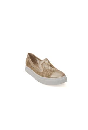 Ziya Kadın Ayakkabı 71128 406 Altın