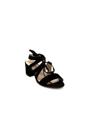 Ziya Kadın Sandalet 71128 6020 Siyah