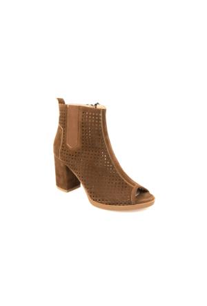 Ziya Kadın Ayakkabı 71128 5021 Taba