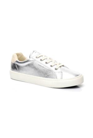Gant Alice Kadın Gümüş Sneaker 14531632.G80