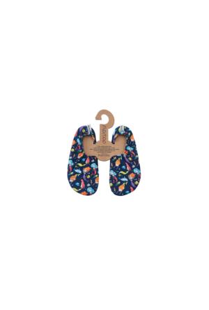 Slipstop Beauty Çocuk Lacivert Havuz Ayakkabısı SS17110170