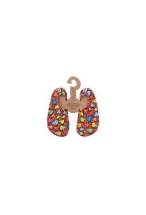 Slipstop Kiki Çocuk Turuncu Havuz Ayakkabısı SS17110189