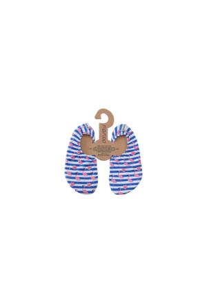 Slipstop Stripe Junior Çocuk Mavi Havuz Ayakkabısı SS17110185