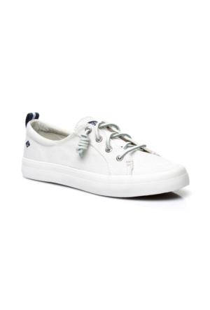 Sperry Top-Sider Crest Vibe Kadın Beyaz Sneaker STS99250