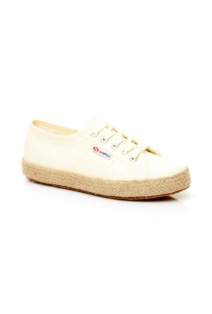 Superga Classic Kadın Krem Ayakkabı S00BVJ0.912