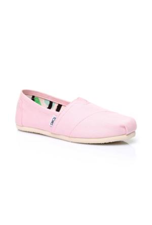 Toms Alpargata Pembe Kadın Ayakkabı 10004970.PINK