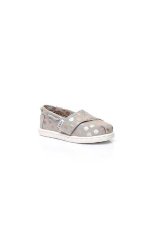Toms Bimini Altın Çocuk Ayakkabı 10010053
