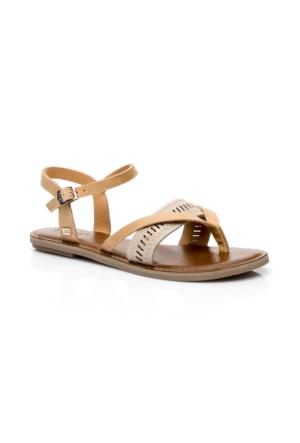 Toms Lexıe Bej Kadın Sandalet 10007920
