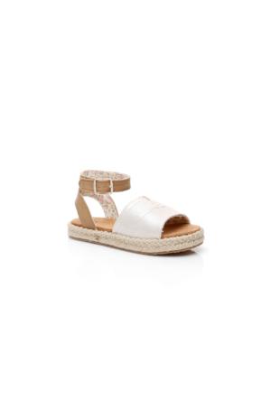 Toms Malea Sarı Çocuk Sandalet 10010027