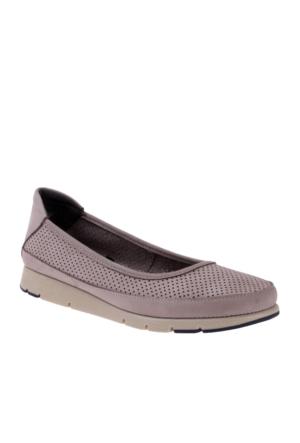 Frau İce 51G2 Frau Nabuk Forato Ayakkabı
