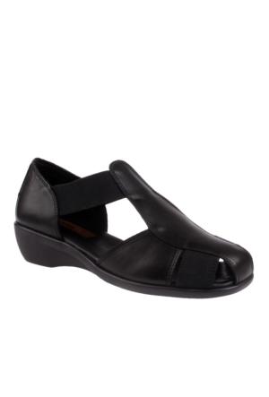 Frau Nero 63N8 Frau Foulard Ayakkabı