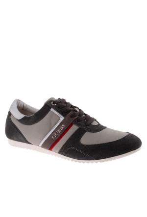 Guess Fm2Tmo Fab12 Tamo Active Man Suede Grey Ayakkabı