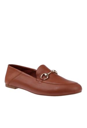 John May Brown Po- 6415 Fs Ladies Footwear John May Ayakkabı