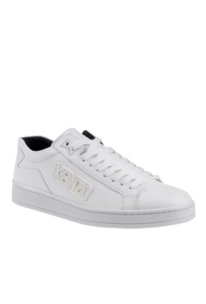 Kenzo White M60849 E17 Tennix Nappa Uni Ayakkabı