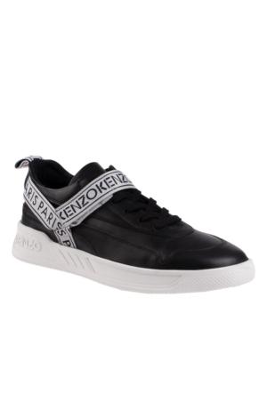 Kenzo Black M68541 Calvin Nappa Uni Ayakkabı