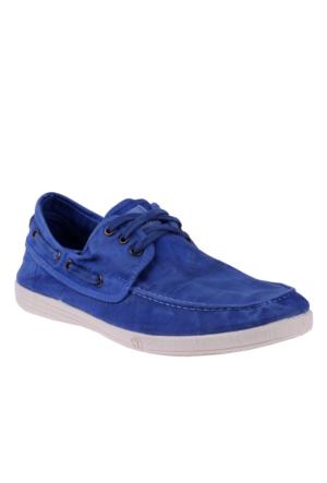 Natural World Azul Franci 303E Nautico Enz. Ayakkabı