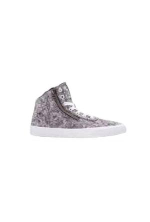 Supra Grey Pattern White Sw35015 Supra Women-Cuttler Ayakkabı