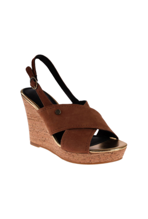 Tommy Hilfiger Summer Cognac Fw0Fw00819 Tommy E1285Del 6B Sandalet