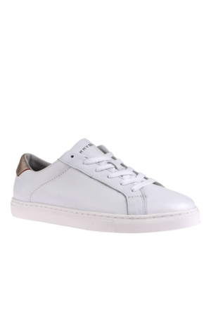 Tommy Hilfiger White Fw0Fw00965 Tommy T1285İna 10A1 Ayakkabı