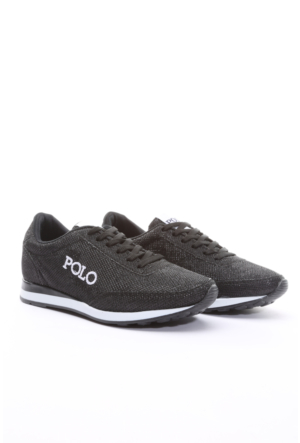 B.F.G Polo Style Bayan Spor Ayakkabı Siyah