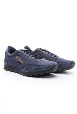 B.F.G Polo Style Erkek Spor Ayakkabı Mavi