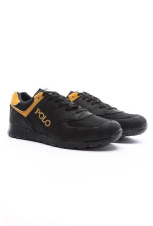 B.F.G Polo Style Erkek Spor Ayakkabı Siyah